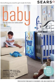 Sears Catalogue Baby Beds Cribs Strollers 2016