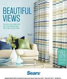 Sears Catalogue Beautiful Views March 26 2016 - March 10 2017