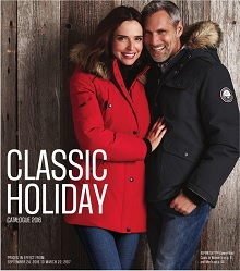 Sears Catalogue Classic Holiday October 1 2016 - March 22 2017