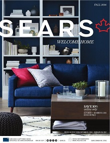 Sears Catalogue Fall Home 2016 - 2017
