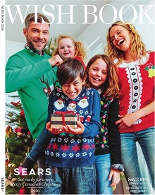 Sears Wish Book 2016 - 2017