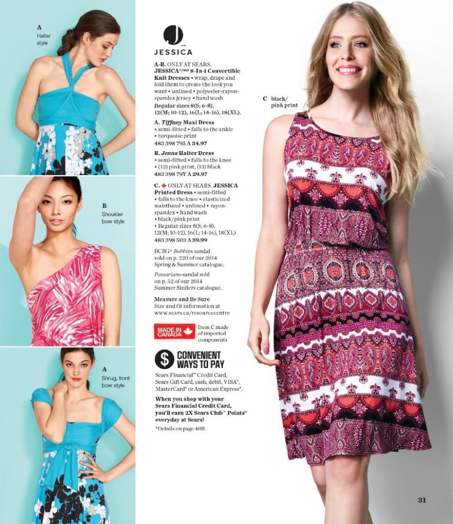 Sears summer dresses for women