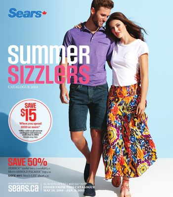 Sears Summer Wear Catalogue