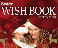 Sears Wish Book 2014