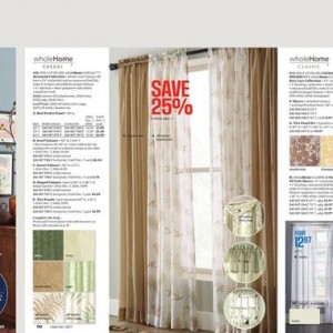 Sears Catalogue Home Decoration September