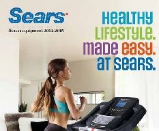 sears fitness equipment catalogue
