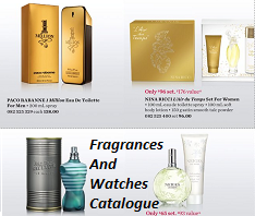 Sears Wish Book Fragrances Cosmetics Watches