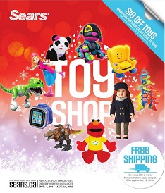 sears catalogue toy shop