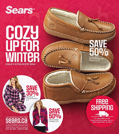 sears winter catalogue