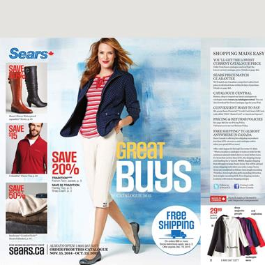 Sears Catalogue Casual Womens Wear