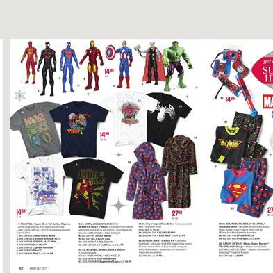 Sears Catalogue Holiday Gifts Christmas 2014