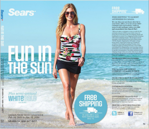 Sears General Summer Catalogue