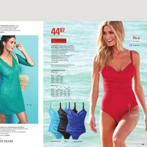 Sears Catalogue Womens Spring Summer Fashion May 2015