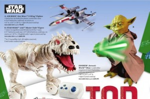 Sears Catalogue Toy Sale 2015