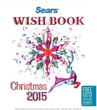 sears christmas wish book 2015