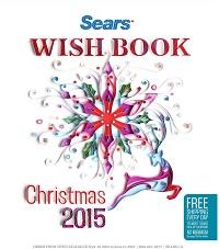 sears christmas wish book 2015